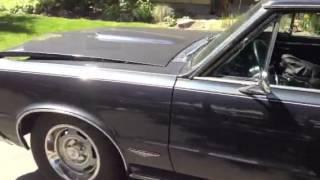 1965 Pontiac GTO 389 Tri Power V8