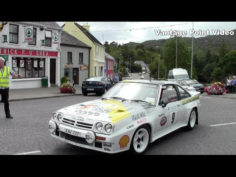 Ted's Opel Vauxhall Run 2016
