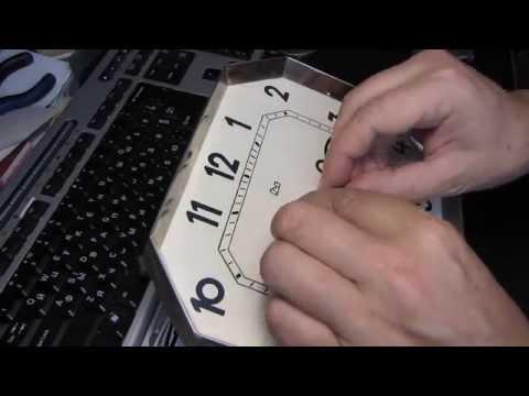 Ремонт часов янтарь своими руками видео