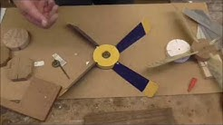 Making a whirligig part 2 propellers