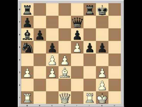 Zhao Jun - Xiu Deshun -Amazing chess game