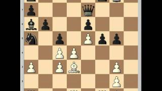 Zhao Jun - Xiu Deshun -Amazing chess game