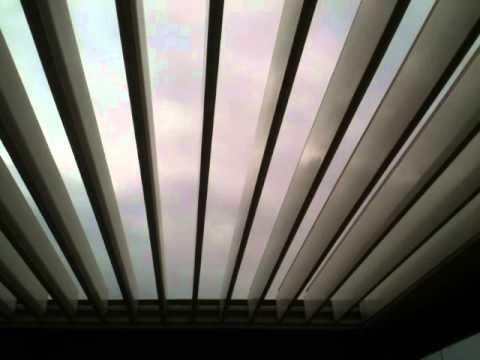 solisysteme auvent brise soleil orientable.MOV