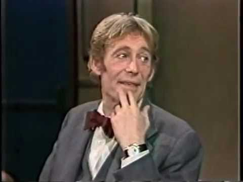 Peter O'Toole on Late Night, April 18, 1983 newest