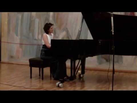 Ruzha Semova - Rachmaninoff - Six Musical Moments op16 - 5 Adagio sostenuto, D flat major