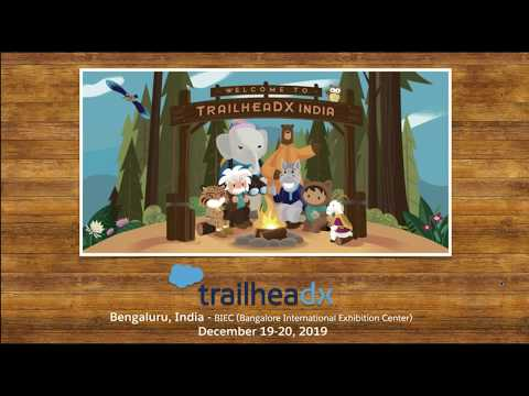 Why developers shouldn't miss TrailheaDX India - YouTube