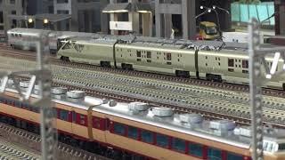 【鉄道模型】レンタルレイアウトリカラー6番線にて ショート動画