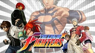 The King of Fighters The Orochi Saga (De volta ao Playstation 2) PS2 GAME