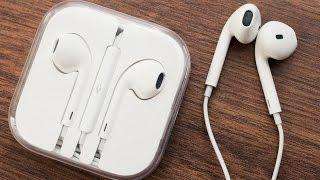 Обзор на наушники Apple EarPods!