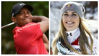 Tiger Woods, Lindsey Vonn nude photos leaked; golfer threatens legal action