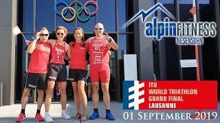 ITU World Triathlon Grand Final Lausanne 2019