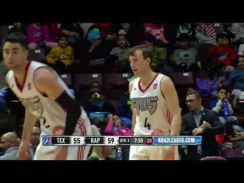 Game Highlights: Texas Legends at Raptors 905 - January 25, 2017