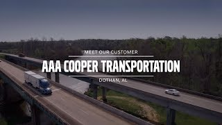 Volvo Trucks — Ahead of the Innovation Curve — Meet Our Customer: AAA Cooper Transportation