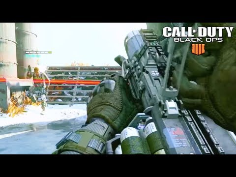 BO4 - ALL 8 SPECIALISTS REVEALED! (All New Abilities)
