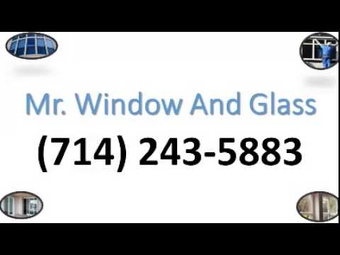 WINDOW | WINDOW REPAIR (714) 243-5883 Window Replacement Services Buena Park, CA