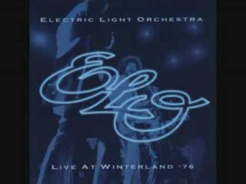 ELO Fire On High (Live @Winterland)