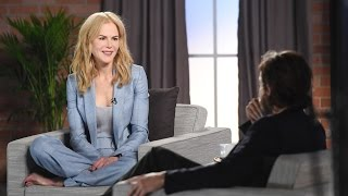 Nicole Kidman shares how being a mom prepared her for her role in Lion