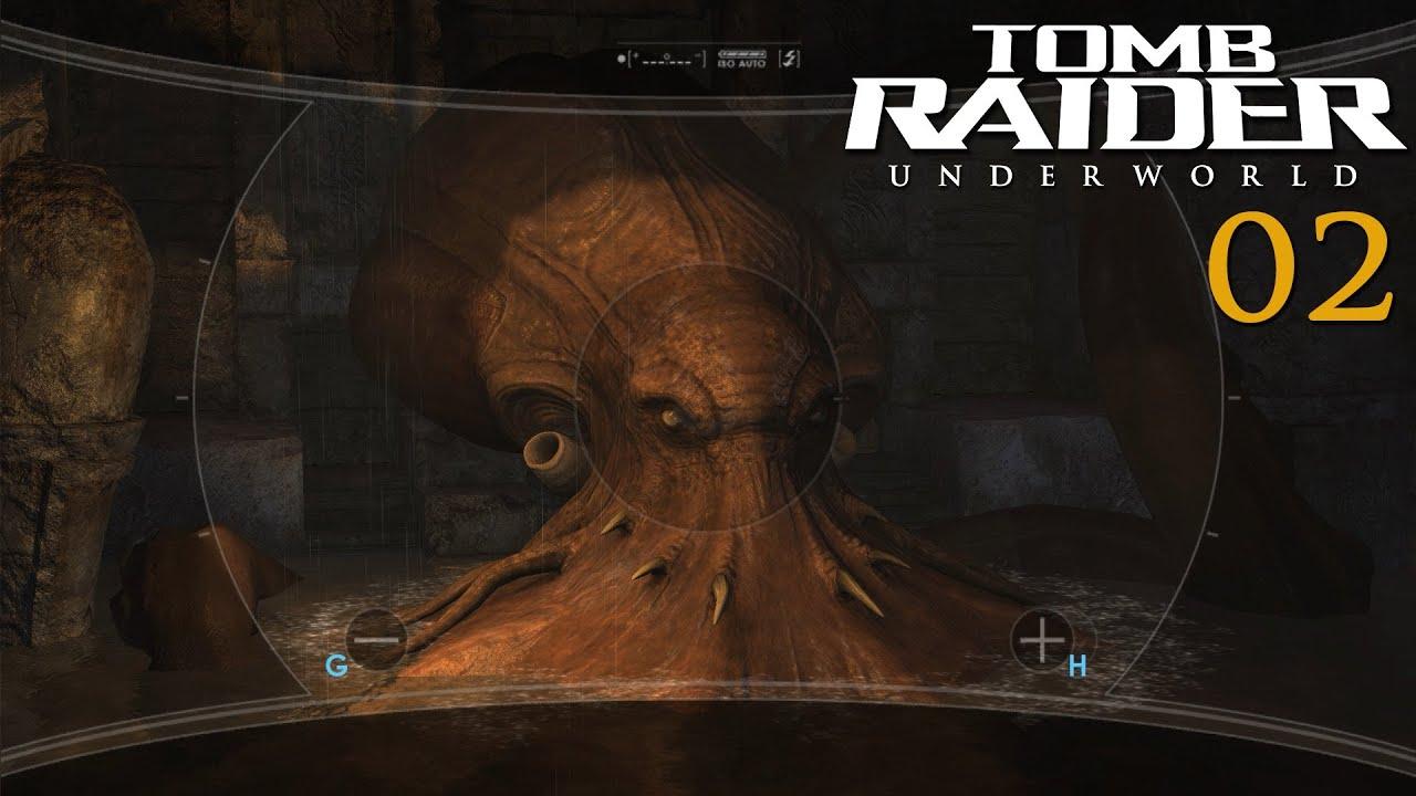 Lets Play Tomb Raider Underworld - 02 - Der Hentai