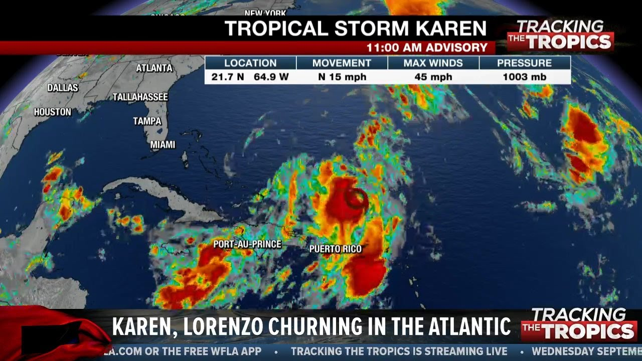 Category 4 Hurricane Lorenzo churns through the Atlantic, may hit Azores Tuesday