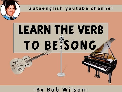 Learn the Verb TO BE Song