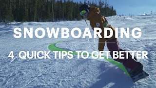 How to Improve Your Snowboarding—Intermediate Snowboarding Tips || REI