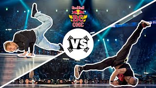 Taisuke vs Lilou - Battle 2 - Red Bull BC One World Final 2013 Seoul