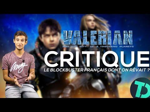 [CRITIQUE] VALERIAN (2017, Besson) : Le Blockbuster Français dont on rêvait ?
