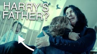 Reacting To The WORST Harry Potter Theories