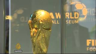 FIFA previews its football museum