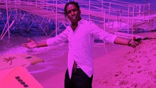 ASAP Rocky - Holy Ghost (Ft  Joe Fox) (Slowed & Screwed)