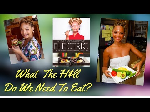 S. Graham: This Is A Major Issue In Black America - What The H&LL Do We Eat?