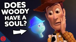 Does Woody Have A Soul? | Pixar Theory