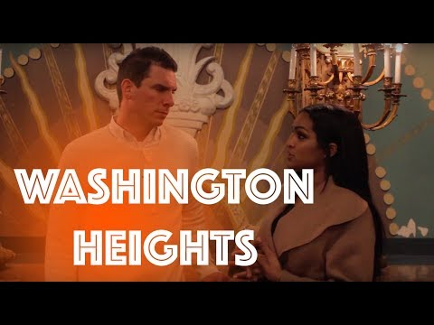 WASHINGTON HEIGHTS WITH ALBANIA ROSARIO | UPTOWN FASHION WEEK | BTV 027