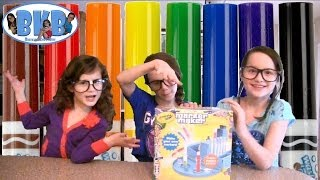 Bratayley Knows Crayola Marker Maker Review