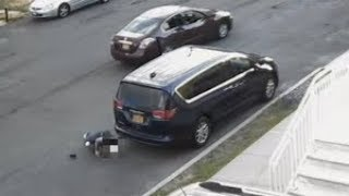 Disturbing video: Man shot in botched mob hit in Bronx, police say