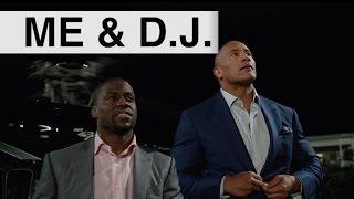 Central Intelligence - Kevin on Dwayne Featurette [HD]