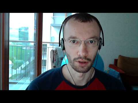 Logitech HD Webcam C310 test video