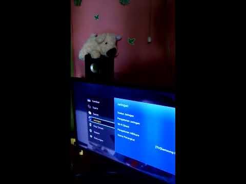 Menghubungkan Hp OPPO dengan LED Samsung Smart Tv Tanpa Kabel