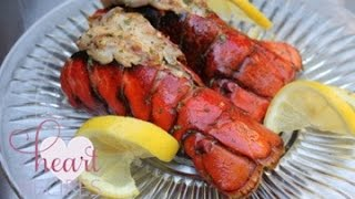 How To Grill Lobster Tails - Best Lobster Tail Recipe - I Heart Recipes