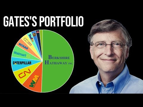A Deep Look Into Bill Gates Portfolio