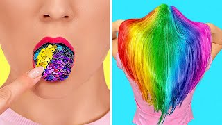AMAZING DIY FOR GIRLS || 6 Brilliant Beauty Hacks and Tips By 123Go! Play!