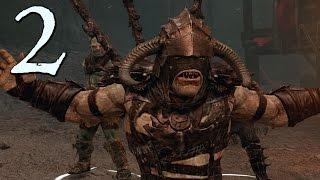 Shadow of Mordor Bright Lord DLC - Gameplay Walkthrough Part 2 Rug The Crafty