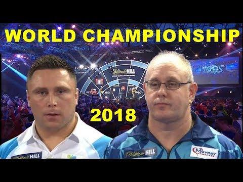Price v White  (R2)  2018 World Championship Darts