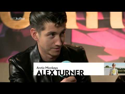 Arctic Monkeys - Interview @ Hurricane Festival 2013 - HD 1080p