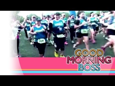 [Good Morning Boss] ASEAN TV: 2nd ASEAN Run for Biodiversity [10|02|15]