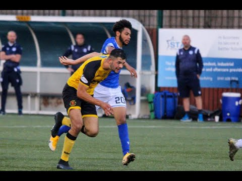 Annan Athletic Queen Of South Goals And Highlights