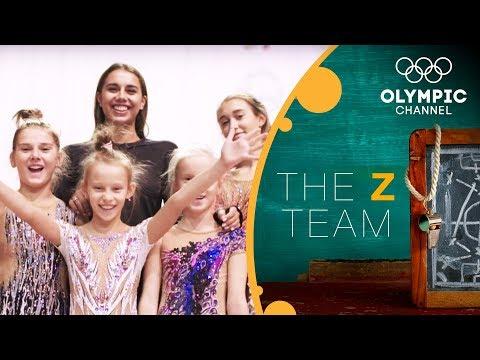 Can Margarita Mamun, Russia's top Rhythmic Gymnast, transform this team?   The Z Team