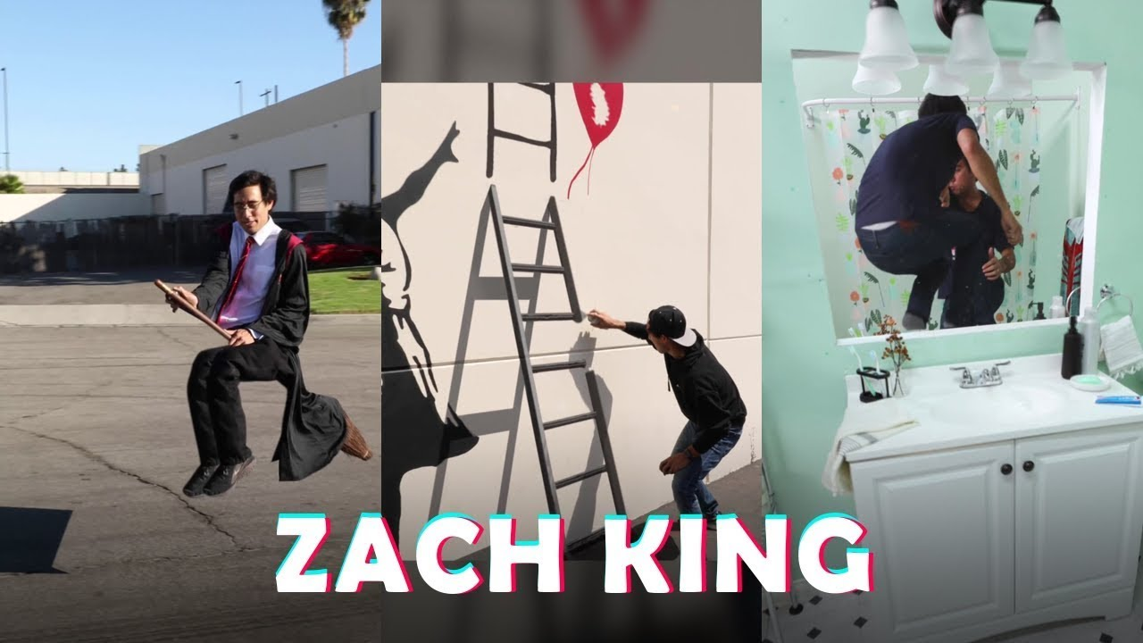 Zach King Vine and Tik Tok Compilation 2020 | New best magic show of zach king 2020 [Funny Vines]