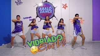 Baixar Vidrado em voce - Vinny Nogueira   Abalô Dance Evolution