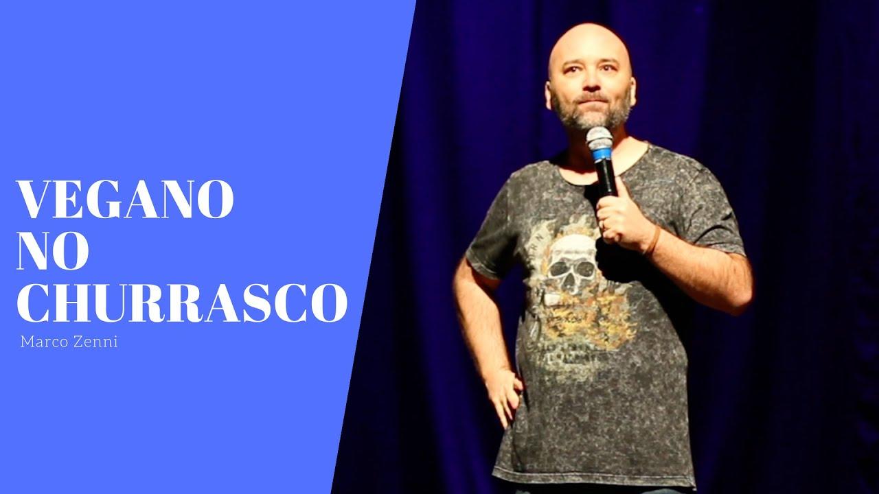 Download MARCO ZENNI - VEGANO NO CHURRASCO - COMEDY NIGHT